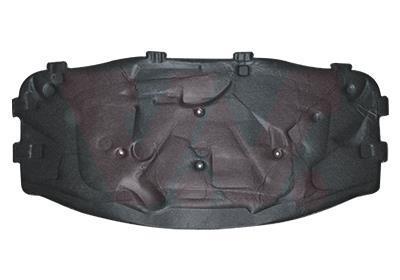 Insonorisation du compartiment moteur VAN WEZEL 0646460