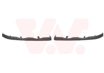 Revêtement, phare VAN WEZEL 0646514