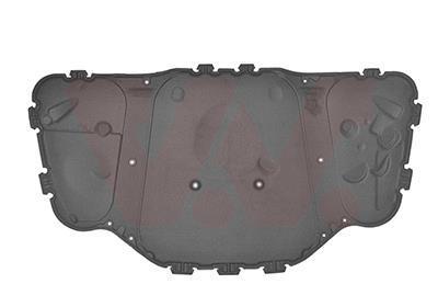 Insonorisation du compartiment moteur VAN WEZEL 0655460
