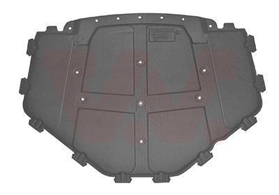 Insonorisation du compartiment moteur VAN WEZEL 0687460