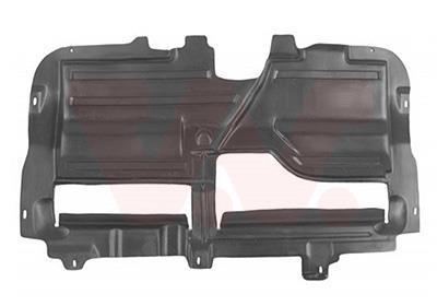 Insonorisation du compartiment moteur VAN WEZEL 0927701