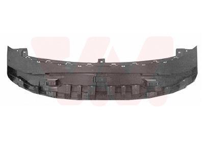 Insonorisation du compartiment moteur VAN WEZEL 1807701