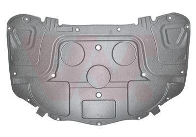 Insonorisation du compartiment moteur VAN WEZEL 3092460
