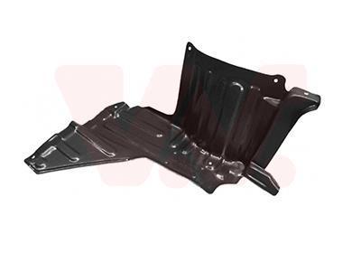 Insonorisation du compartiment moteur VAN WEZEL 3702704