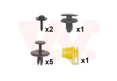 Kit de montage, aile VAN WEZEL 4032796