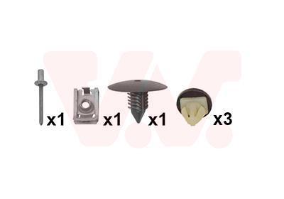 Kit de montage, aile VAN WEZEL 4407796