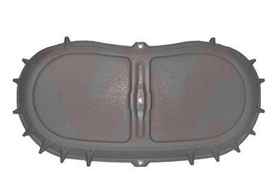 Insonorisation du compartiment moteur VAN WEZEL 5745460