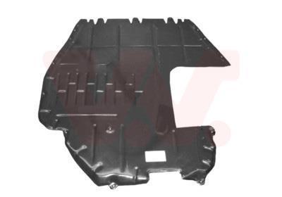 Insonorisation du compartiment moteur VAN WEZEL 7620706