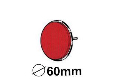 Réflecteur, feu de position/d'encombrement VAN WEZEL 9904929