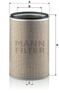 Filtre à air MANN-FILTER C 29 939