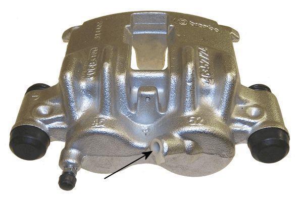 Étrier de frein HELLA PAGID 8AC 355 386-631