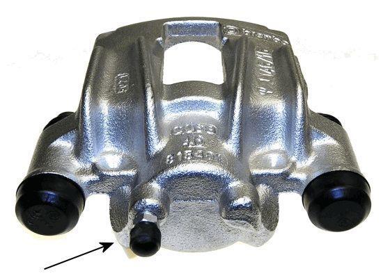Étrier de frein HELLA PAGID 8AC 355 386-651