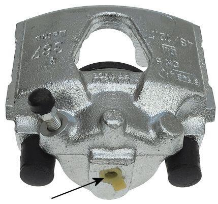 Étrier de frein HELLA PAGID 8AC 355 386-891