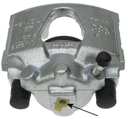 Étrier de frein HELLA PAGID 8AC 355 386-901