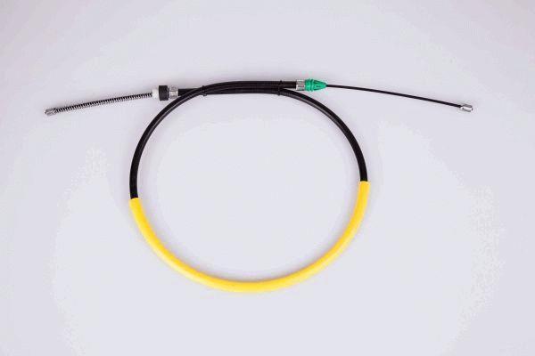 Câble de frein à main HELLA PAGID 8AS 355 662-511