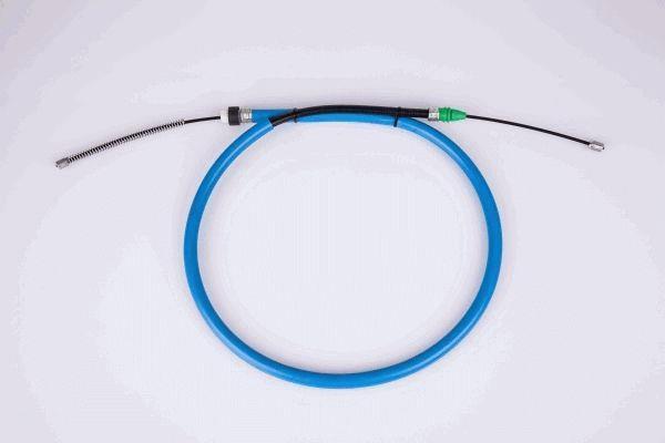 Câble de frein à main HELLA PAGID 8AS 355 662-521