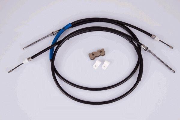 Câble de frein à main HELLA PAGID 8AS 355 667-221