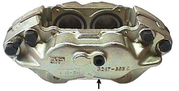 Étrier de frein HELLA PAGID 8AC 355 386-771