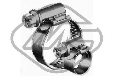 Collier de serrage Metalcaucho 00028