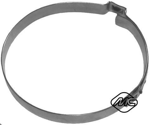 Collier de serrage Metalcaucho 00067