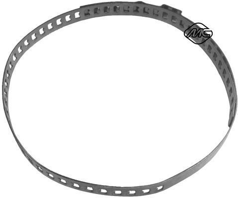 Collier de serrage Metalcaucho 00070