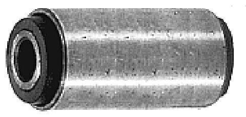 Bras oscillant de suspension Metalcaucho 00146
