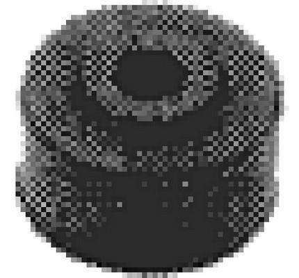 Coussinet de palier, stabilisateur Metalcaucho 00640
