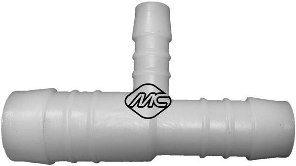 Bride de liquide de refroidissement Metalcaucho 00644