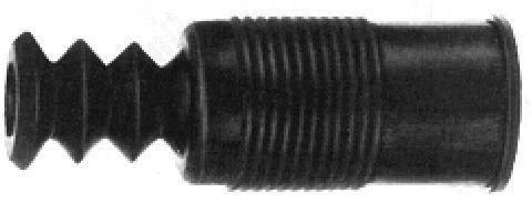 Butée élastique, suspension Metalcaucho 00715