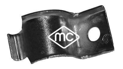 Support, suspension du stabilisateur Metalcaucho 00828