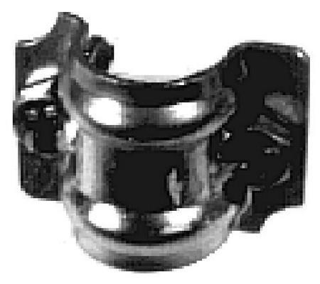 Support, suspension du stabilisateur Metalcaucho 00901