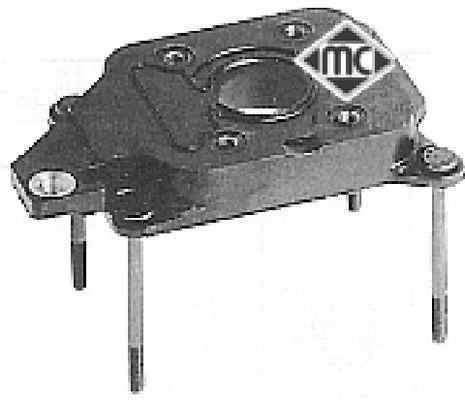 Flasque, carburateur Metalcaucho 02846