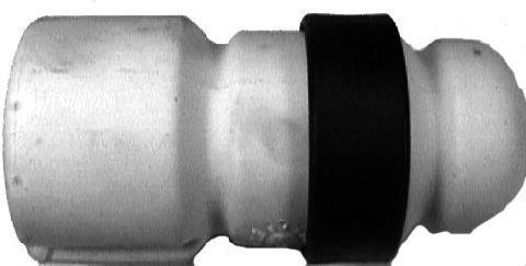 Butée élastique, suspension Metalcaucho 02934