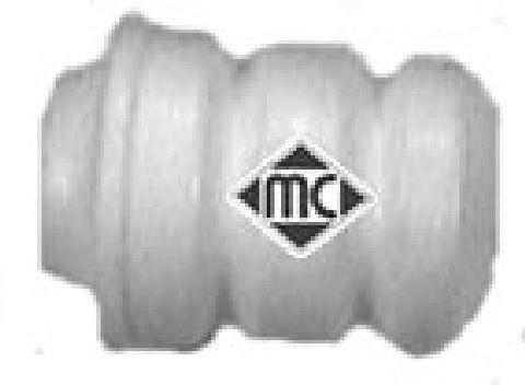 Butée élastique, suspension Metalcaucho 02991