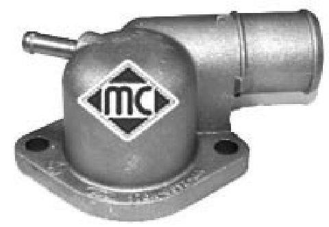Bride de liquide de refroidissement Metalcaucho 03142