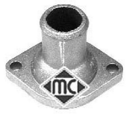 Bride de liquide de refroidissement Metalcaucho 03150