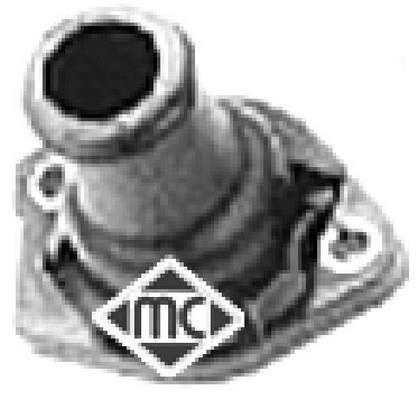 Bride de liquide de refroidissement Metalcaucho 03517