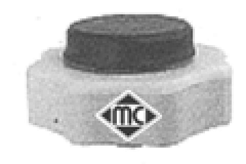 Bouchon, réservoir de liquide de refroidissement Metalcaucho 03525