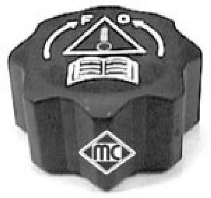 Bouchon, réservoir de liquide de refroidissement Metalcaucho 03547