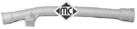 Entonnoir, jauge de niveau d'huile Metalcaucho 03568