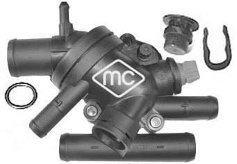Boîtier du thermostat Metalcaucho 03569