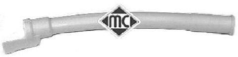 Entonnoir, jauge de niveau d'huile Metalcaucho 03571