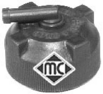 Bouchon, réservoir de liquide de refroidissement Metalcaucho 03572