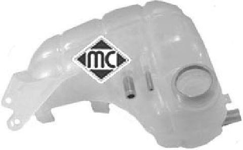 Vase d'expansion, liquide de refroidissement Metalcaucho 03633