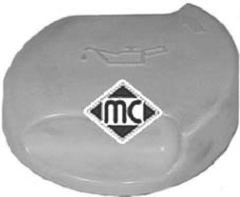 Bouchon, goulotte de remplissage d'huile Metalcaucho 03684