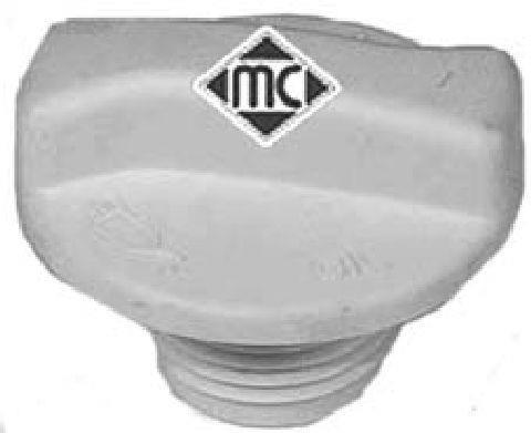 Bouchon, goulotte de remplissage d'huile Metalcaucho 03685