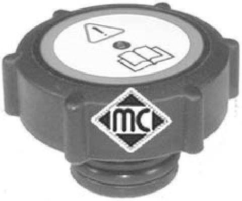 Bouchon, réservoir de liquide de refroidissement Metalcaucho 03701
