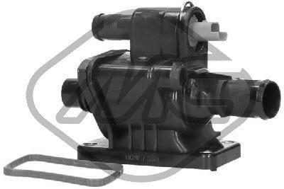 Boîtier du thermostat Metalcaucho 03774