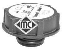 Bouchon, réservoir de liquide de refroidissement Metalcaucho 03801