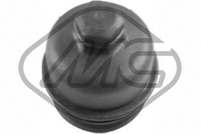 Couvercle, tamis d'huile Metalcaucho 03839